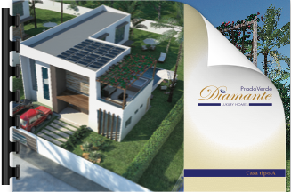 Casa Tipo A - Prado Verde Diamante
